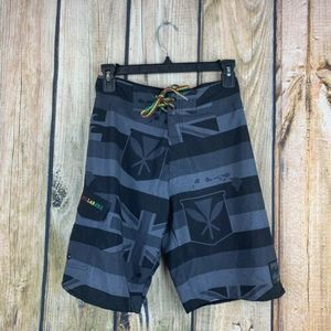 Billabong Tie Waist Swim Shorts Size 25